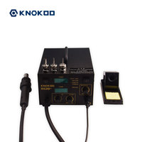 KNOKOO BGA Rework Station Hot Gun 852D Soldering Station