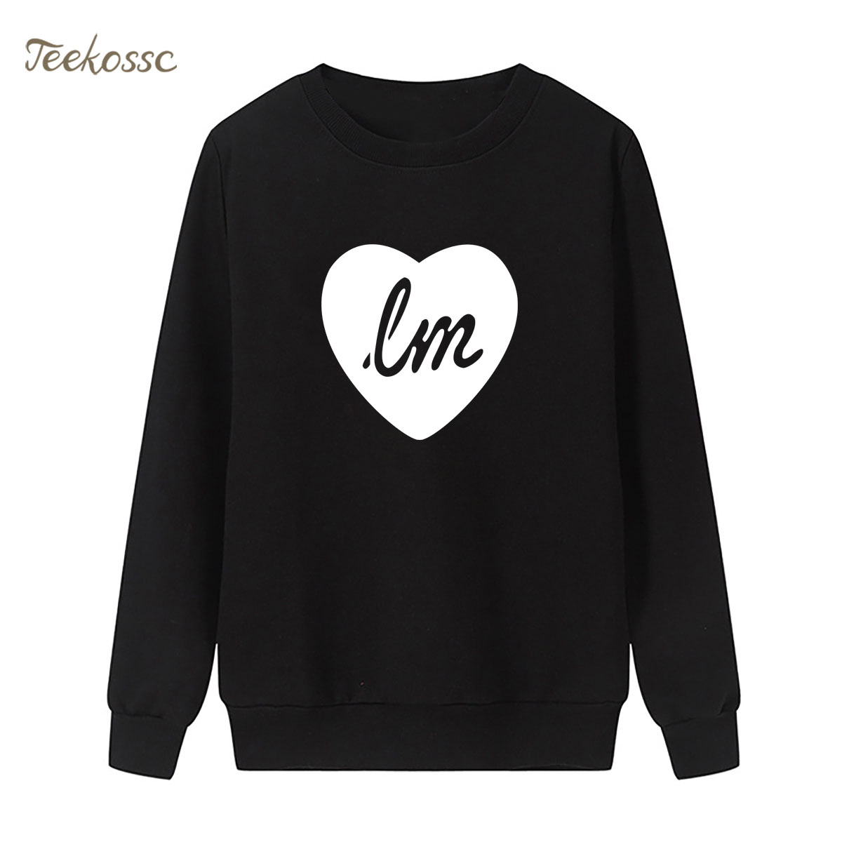 LITTLE MIX LOVE HEART Sweatshirt Cute Hoodie 2018 New Brand Winter Autumn Women Lasdies Pullover Loose Fleece Hipster Sportswear