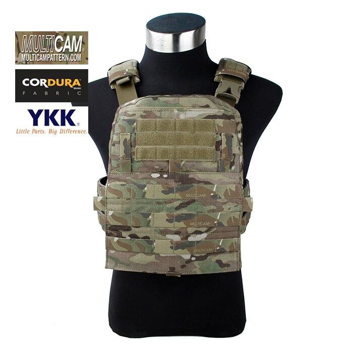 TMC chaleco adaptativo militar táctico AVS chaleco Multicam genuino 2019 Ver. (SKU050837)