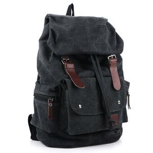 Image 4 - حقيبة ظهر رجالية على الموضة حقيبة كتف حقيبة ظهر مدرسية حقيبة سفر