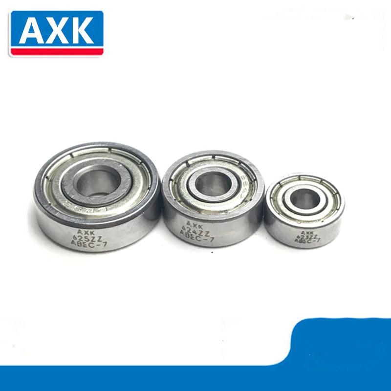 608ZZ 623ZZ 624ZZ 625ZZ 688ZZ 685ZZ 10PCS LOT 3D printer Parts Miniature Bearings Small Bearings Bearing Steel No Flange 10pcs in Bearings from Home Improvement