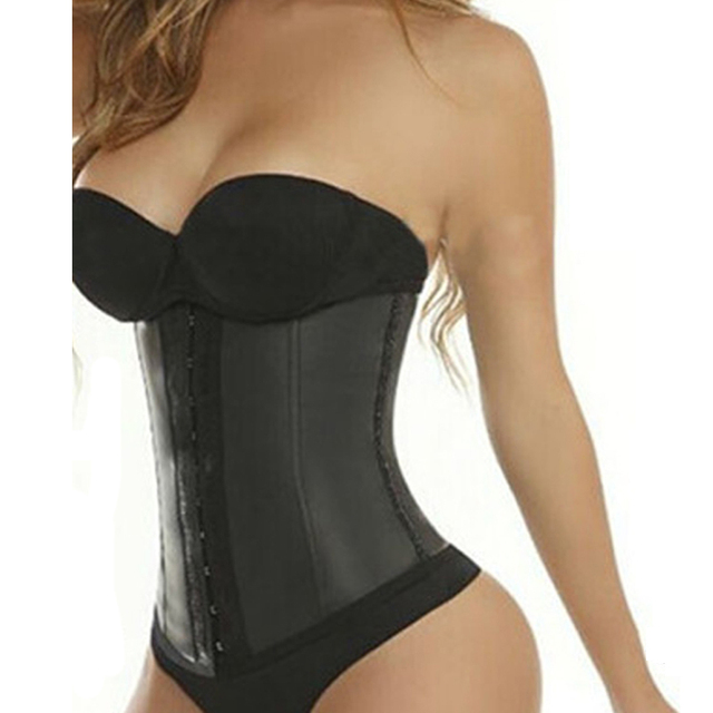 2016 Deportiva  latex waist cincher trainer hot body shaper fast weight loss girdle slimming belt waist corsets