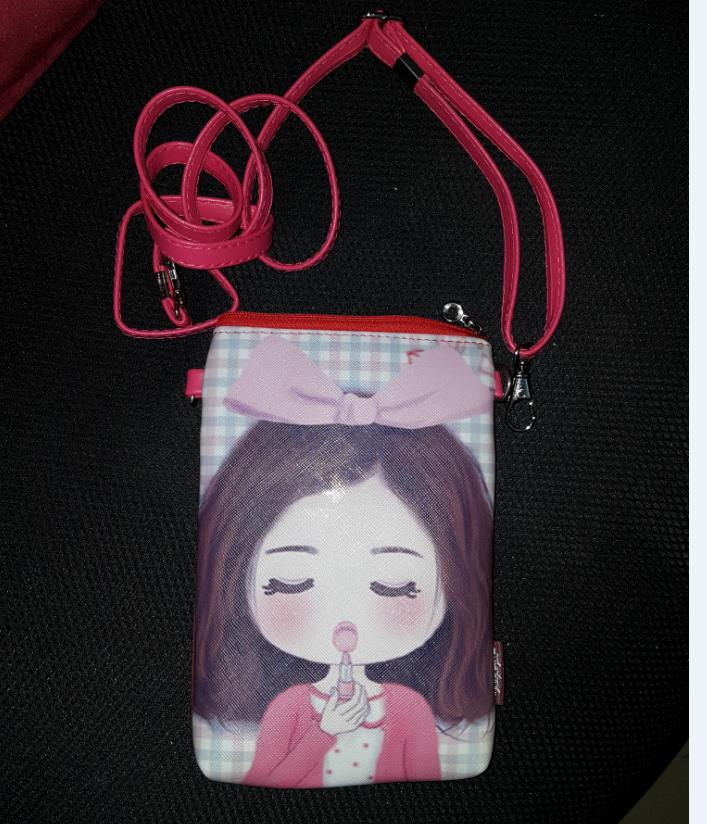 Kids purse childrens bags Kids wallet for coins ,big mobile phone cute lovely owl messenger bag for girl