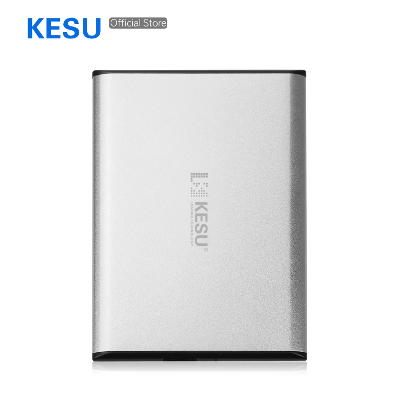 KESU 2.5 Portable External Hard Drive USB3.0 500GB Storage HDD External HD Hard Disk Externo Hard Disk Slim body 9.5mm