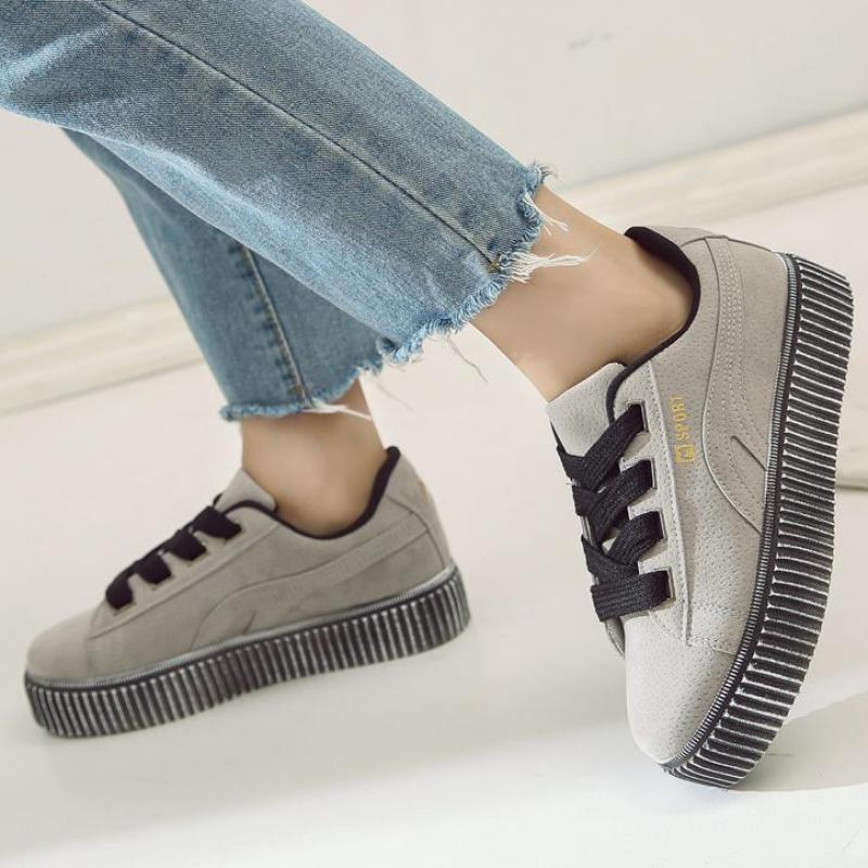 New 2018 Spring Autumn Breathable Comfortable Shoes Women