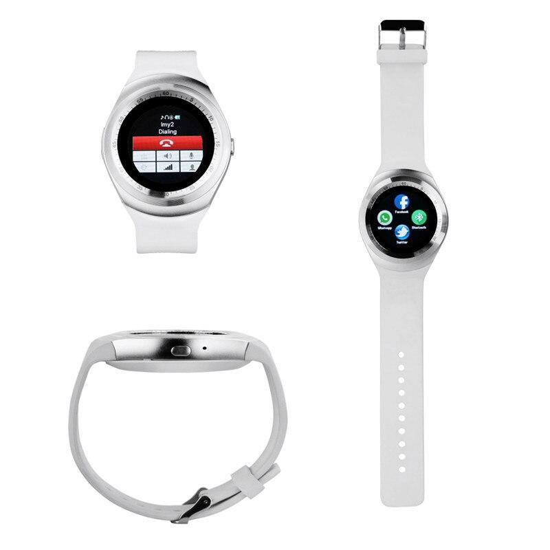 Mode Sport männer Smart Armband Frauen Uhr Band Bluetooth Alarm Anruf Erinnerung Multi Sprachen Schalter Intelligente Uhren
