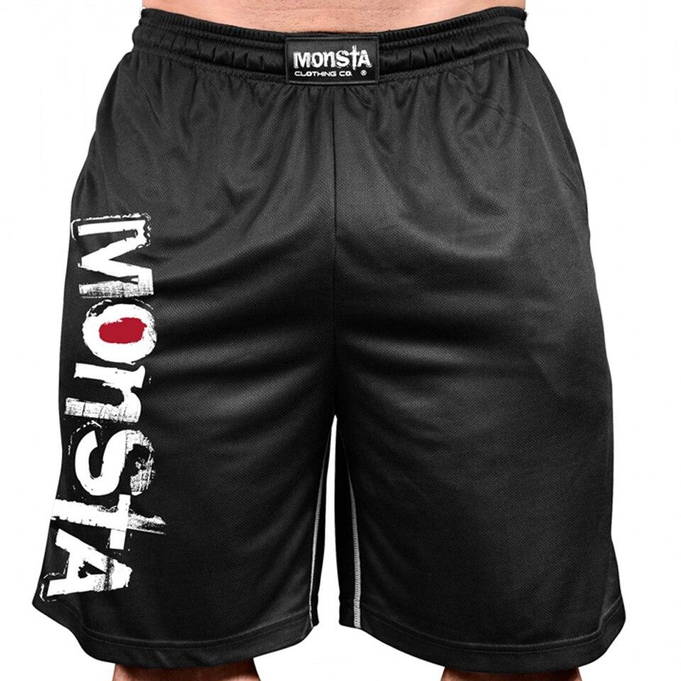 Prix pour MMA de boxe coton lâche grands chantiers lettres thai boxe poche maille respirante shorts de formation kickboxing shorts Tiger Muay Thai
