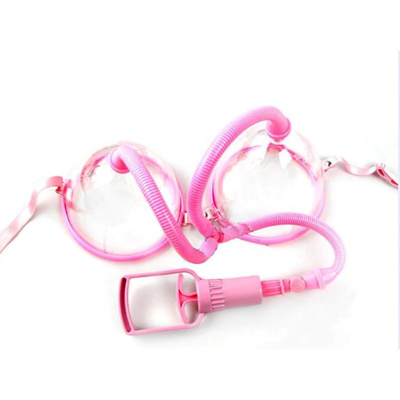 Breast Enlarge Pump, Breast Massager Enhancer Үлкен Өлшем - Денсаулық сақтау - фото 4