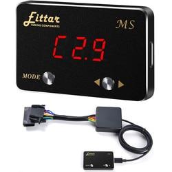 Samochód elektroniczny regulator przepustnicy Auto pedał gazu dowódca pedał gazu wzmacniacz samochodowy stylizacji dla LEXUS LX570 2008 +|Elektronicznie sterowane przepustnice do samochodów|   -