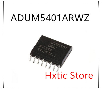 NEW 10PCS LOT ADUM5401ARWZ ADUM5401ARW ADUM5401A ADUM5401 SOP 16 IC