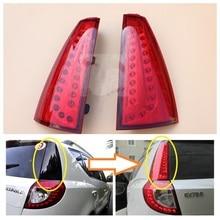 Geely Emgrand X7 EmgrarandX7 EX7 SUV, luces traseras del coche, luces Traseras, luz de freno, Columna de montaje de luz