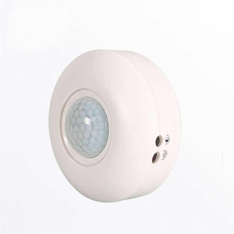цена на 1Pcs Wire PIR Motion Sensor Detector Human Body Automatic Infrared Motion Switch For Light Off On