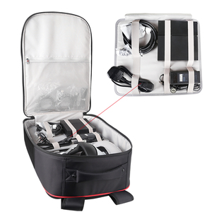 Image 2 - Bolsa BUBM para PS4 PSVR, consola de juegos, bolsa de viaje para playstation, mochila para VR, organizador de almacenamiento, bolsa para mando a distancia para Estuche de transporte de juegos