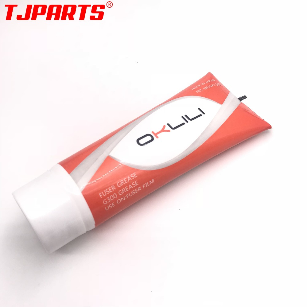 G300 Fuser film Grease Oil Silicone Grease 50gram for HP M1132 P1505 M1522 4250 P3015 4200 4345 2200 P3005 5200 M5025 5100 5000G300 Fuser film Grease Oil Silicone Grease 50gram for HP M1132 P1505 M1522 4250 P3015 4200 4345 2200 P3005 5200 M5025 5100 5000