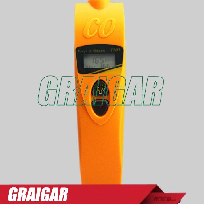 AZ-7701 Carbon Monoxide Detector tester meter Pocket type CO detector AZ7701