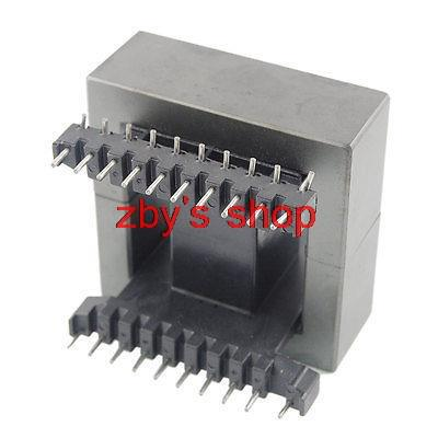 EE55 EE Type Transformer Ferrite Magnetic Core Coil Former