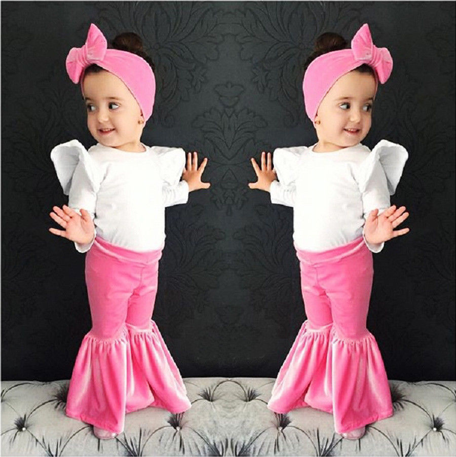 8946eb8c Super Cute 3PC Toddler Baby Girls Denim Shirt Top+Leopard skirt+headband  Clothing Sets Kids Clothes set Outfits. US $5.31. PUDCOCO Newest ...