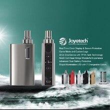 Joyetec eGrip IIชุด80วัตต์RTCนาฬิกาเวลาจริงจอแสดงผลOLEDบุหรี่อิเล็กทรอนิกส์eGrip 2ชุด