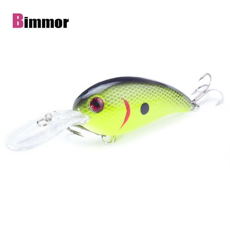 Bimmor Float Wobbler Fishing Lure Big Tongue Fishing Minnow Sea Trolling Artificial Hard Bait Carp Crankbait Pesca Jerkbait 1PCS lushazer fishing lure minnow bait 18g hard lures carp fishing iscas artificiais 2016 wobbler crankbait cheap sea fishing tackle