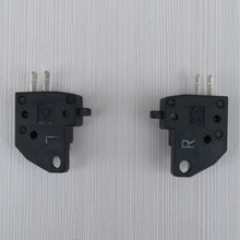 For Electric car disc brake oil to the left, right, left and right handle off switch