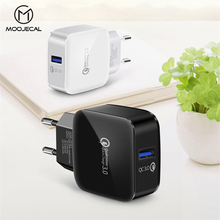 USB Charger 3.0 quick charge for iPhone X 8 7 iPad Fast Wall Charger