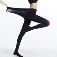 2 Pair High Quality Tights 80D Velvet Seamless Pantyhose Plus Size For Pregnant Women,Fat Women