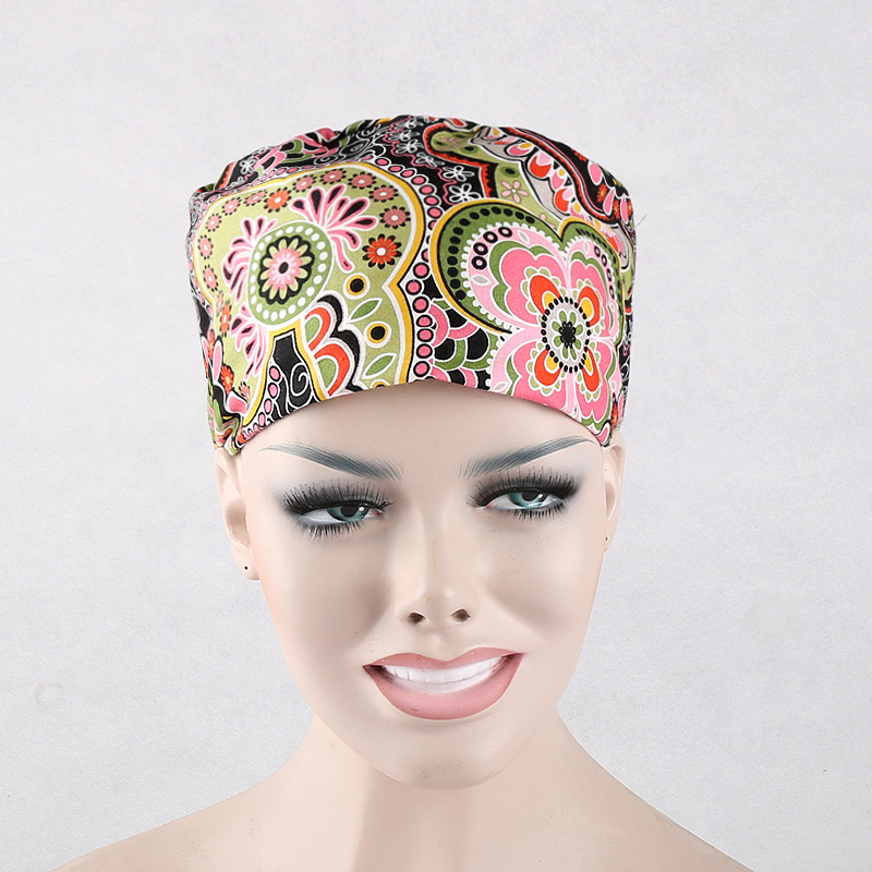 High Quality Surgical Caps For Long Hair Butterfly L Size Only
