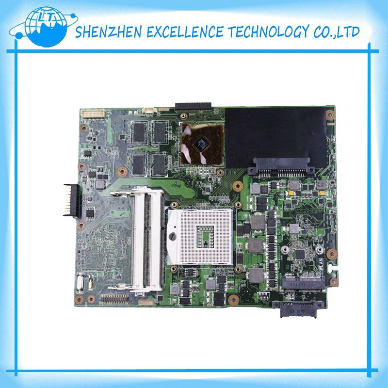 best price for  K52JR 8 pcs of storage Laptop Motherboard for ASUS fully test well free shipping  for asus k52jb a52j k52jr k52je k52j 4 pcs on storage laptop motherboard rev2 3 mainboard free shipping