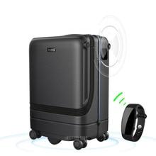 Carrylove maleta de viaje electrónica inteligente, Maleta de viaje para viaje, de 20 pulgadas