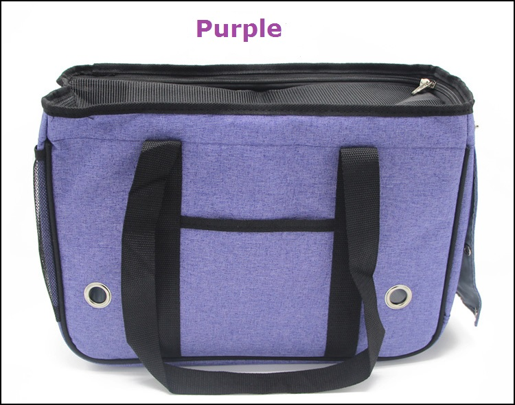 H79 Newest 2017 Pet Carrying Bag Fashion Travel Breathable dog bag carrier for Small Puppy dog Cats Portable Handbag Factory
