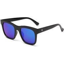 Retro Deporte Feminino gafas de Sol para Mujeres de Los Hombres Gafas de sol mujer Gafas de sol UV400 Espejo Unisex Gafas Vintage OLO9720_C6