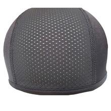 Inner Cap Coolmax Hat Quick Dry Breathable Hat Racing Cap Under Helmet Beanie Cap for Helmet