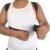 Envío de La Gota Libre de hombro Soporte de Postura Corrector Body Back Blanco Negro Dolor de Espalda Hombro 12 Unids Magnética Al Por Mayor de Piedra