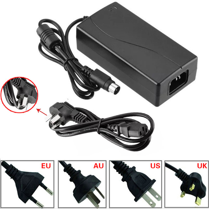24V 3A 3pin 72W AC Adapter Power Supply Charger For NCR POS 7197 POS PS180 PS179 M235A TM-T88II TM-88III Thermal Receipt Printer