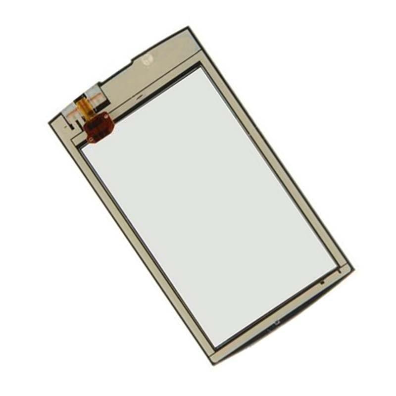 Black For Nokia Asha 305 306 3050 Digitizer Touch Screen Panel Sensor Glass Replacement