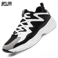 Hot Lightweight Spring Autumn High Quality Men Casual Shoes Fashion Brand Soft Breathable Lace Up Male