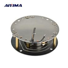 AIYIMA 3 дюйма 100 Вт Вибрационный динамик бас-шок привод самолет полный диапазон резонанса Высокая мощность автомобильное кресло диван музыкальный шок DIY 6 Ом