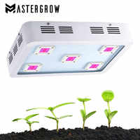 Full Spectrum 600/900/1000/1200/1500/1800/3600W COB LED Grow Light 410-730nm for Indoor Plants and Flower Greenhouse Grow Tent