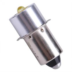 Lampe de travail d'urgence de remplacement, haute LED lumineuse, 5W 6-24V P13.5S