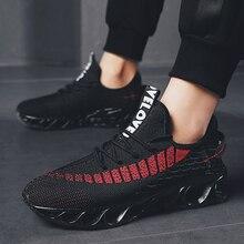 купить SUROM Men Summer Cushioning Running Shoes Outdoor Light Breathable Jogging Sneakers Traveling Walking Sport Shoes Men Krasovki дешево