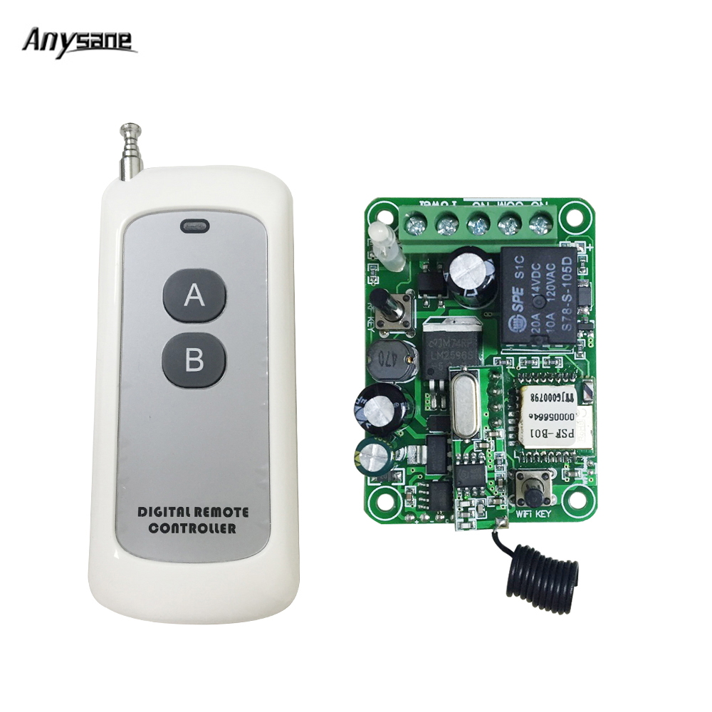 Wireless remote smart switch 10A smart remote control controller 433mhz rf transmitter DC12V wireless radio receiver smart home 433mhz dc12v 8ch channel wireless rf remote control switch transmitter receiver