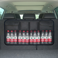 SITAILE Auto Backseat Bag Car Trunk Storage Car Backseat Trunk Organizer High Capacity For Car SUV