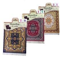 Nworld персидский мини тканый коврик для мыши ковер с рисунком чашки коврик для мыши с Fring Ретро стиль домашний офисный стол Декор Ремесло
