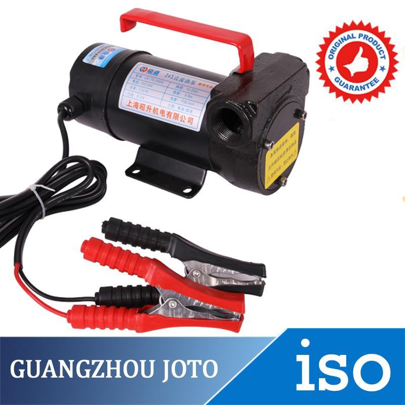60L/min pompe de transfert de carburant à l'huile ascenseur d'aspiration 3-9 m 12 V DC Portable pompe à kérosène auto-aspirante