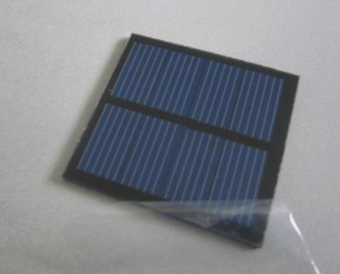 Good quality solar cells 2V/200MA 60mm*60mm small solar panel for diy
