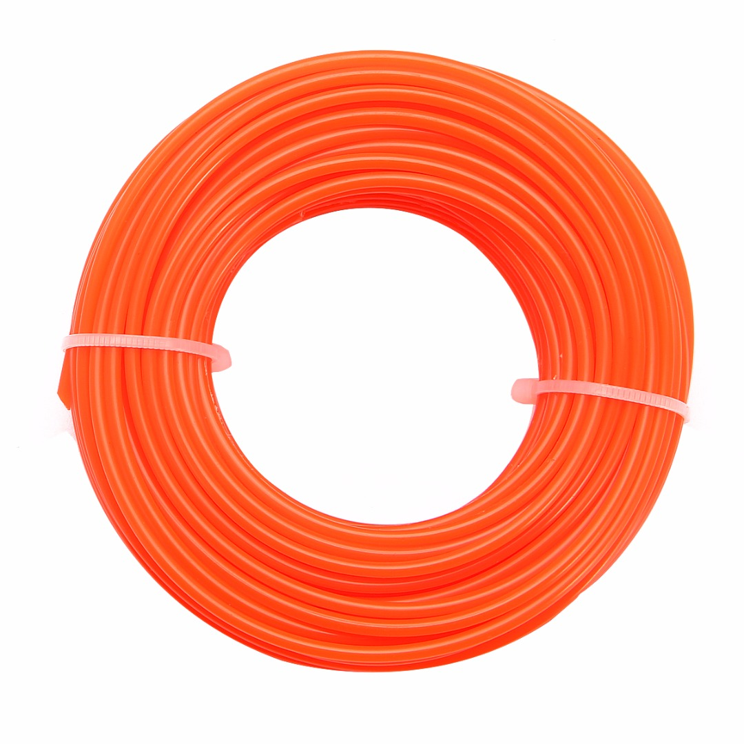 Nylon Strimmer Line Spool Cord Replacement Strimmer Wire String Lawn Mover Spares Mayitr Garden Tools 15m x 2.4mm craftsman automatic feed spool with nylon line replacement 71 85942