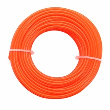 Nylon Strimmer Line Spool Cord Replacement Wire String Lawn Mover Spares Mayitr Garden Tools 15m x 2.4mm