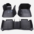 Custom fit car floor mats for BMW 3 series E46 E90 E91 E92 E93 F30 F31 F34 GT 3D car styling carpet floor liners (1999-present)