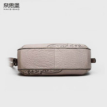 Новинка 2017 года женские натуральная кожа сумка модная обувь в китайском стиле качество роскошные женские кожаные сумки на ремне тиснение коровьей