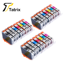 Ink-Cartridge Pro-100-Printer CLI42 Canon Pixma Compatible for with Chip New 24pcs